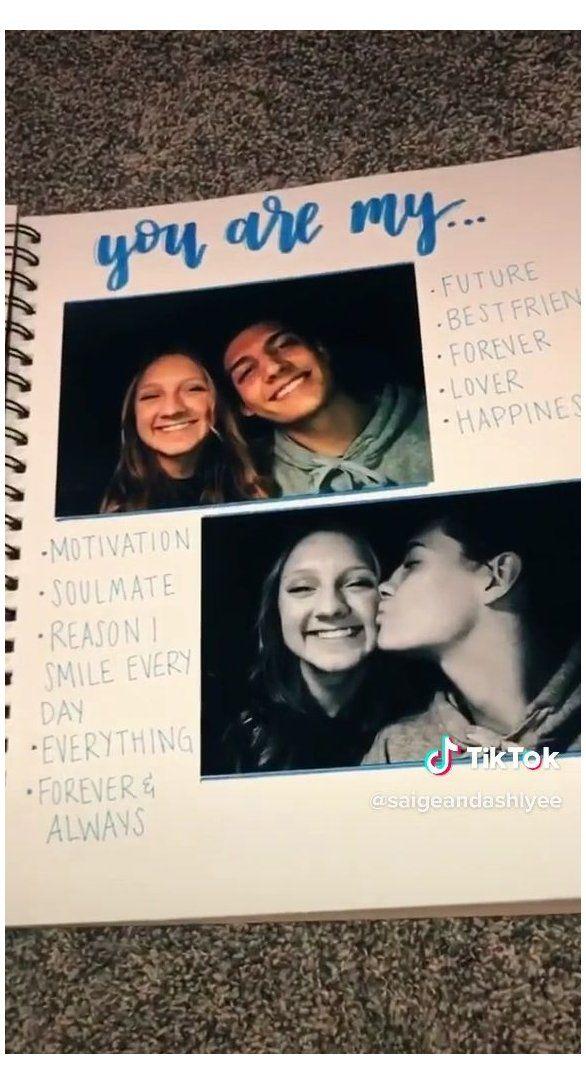 Anniversary Book Ideas : anniversary, ideas, Anniversary, #scrapbook, #ideas, #couples, #boyfriends, #videos, #scrapb…, Gift,, Birthday, Gifts, Boyfriend