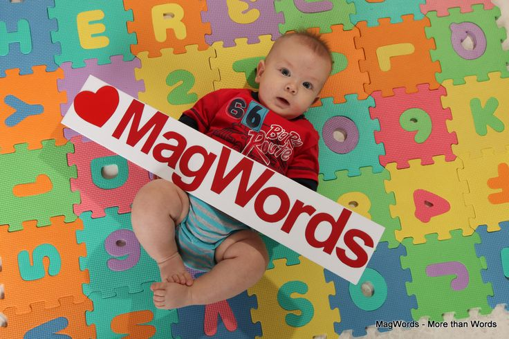 just #MagWords