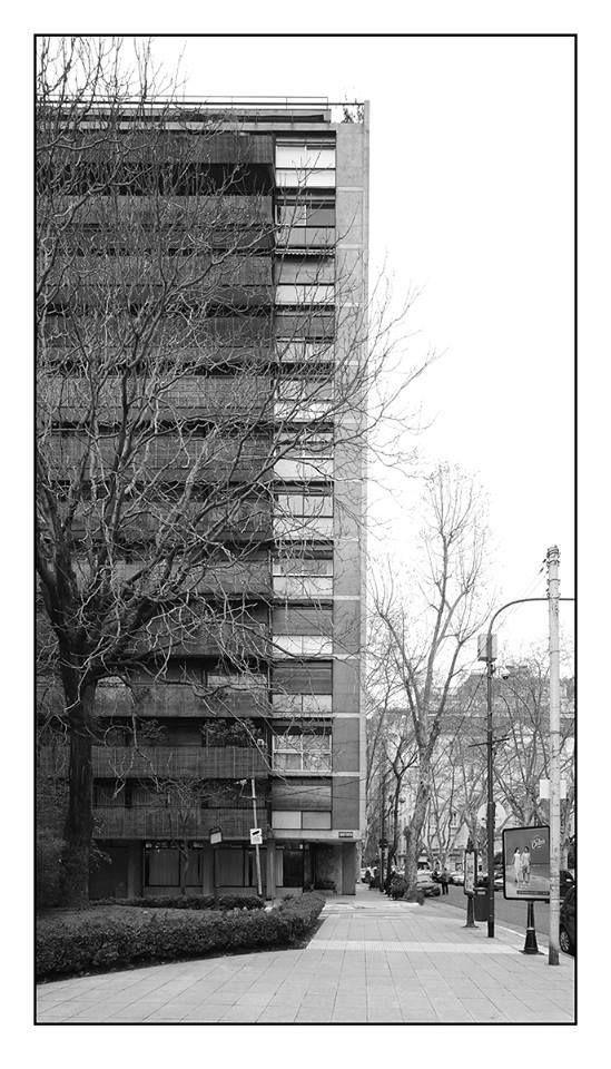 Posadas esquina Schiaffino -CABA - Mario Roberto Alvarez Macedonio Ruiz - Fotografia Gustavo Sosa Pinilla