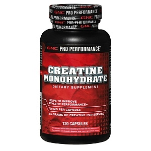 GNC Pro Performance® Creatine Monohydrate - GNC PRO PERFORMANCE - GNC Helps with the next day soreness from working out.