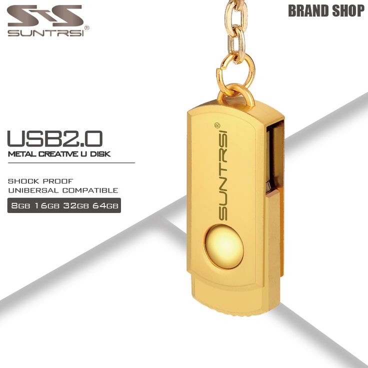 Suntrsi pendrive 64 기가바이트 금속 키 체인 usb 플래시 드라이브 64 기가바이트 사용자 정의 로고 펜 드라이브 고속 USB 스틱 실제 용량 USB 플래시