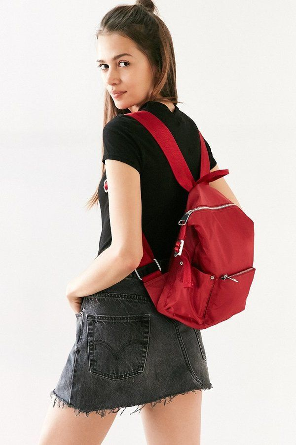 Silence + Noise Mini Nylon Backpack  ON SALE: Was $54.00 Reduced to: $39.99  25% OFF