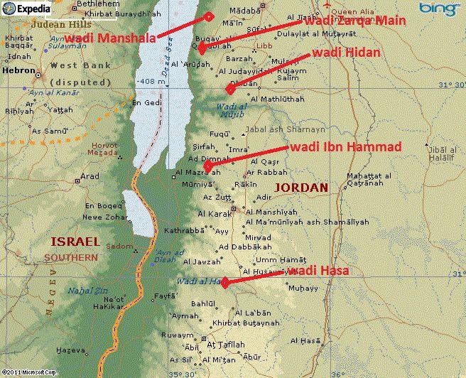 nice Jordan Map Tourist Attractions | Tours Maps | Map ...