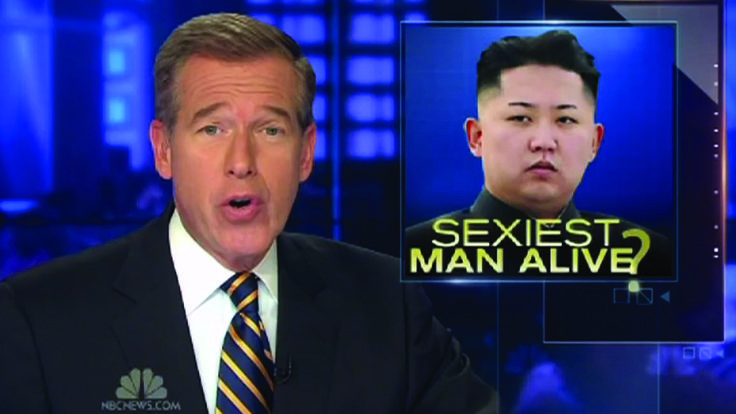 Brian Williams raps Sir Mix-A-Lot's 'Baby Got Back' on 'Tonight Show'