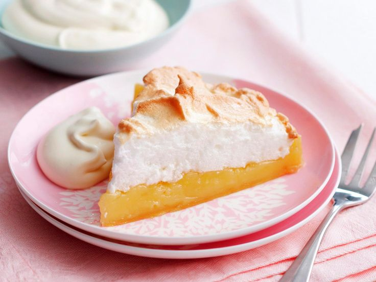 The brilliant combination of a zesty, cream filling with a soft, fluffy sweet meringue topping is what makes this particular tart so special. Serve with a dollop of whipped cream to accompany this delicious dessert.