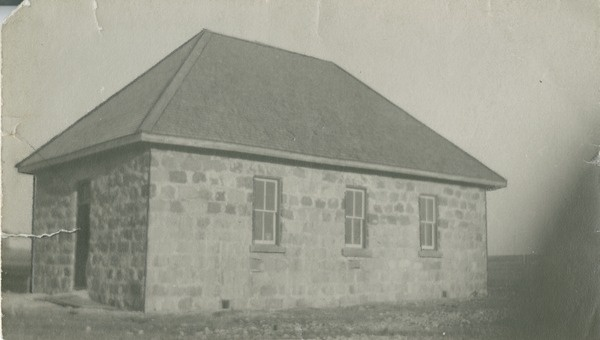 The first school house in Saskatoon 1888 | saskhistoryonline.ca