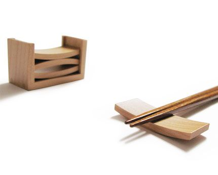 cocoa | Rakuten Global Market: Eau CHOPSTICK REST (チョップスティックレスト chopstick rest / tableware dinnerware, Eau, cutlery and kitchen gadgets / Scandinavian / featured gift)