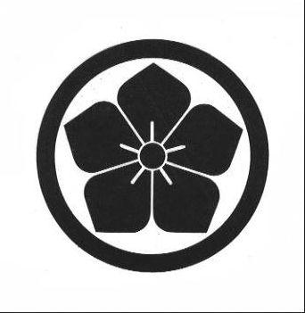 Kamon, Japanese family crests, via here.