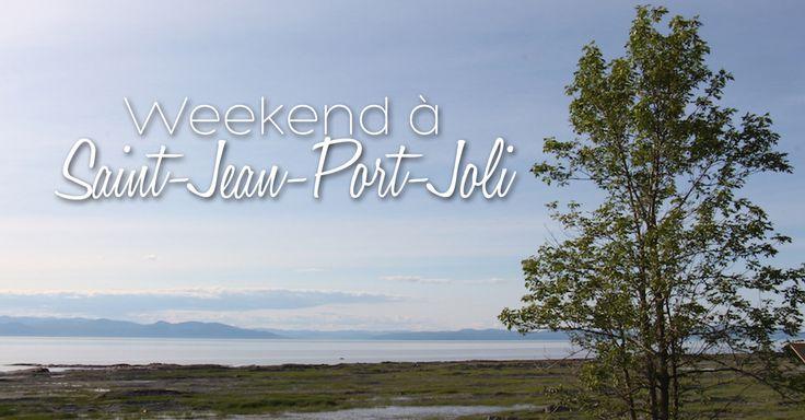 Il y a tant à voir à Saint-Jean-Port-Joli! Voici un itinéraire de 2 jours, parfait pour un weekend de vacances abordables!