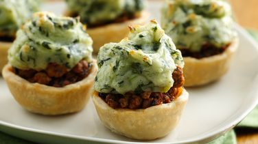 Mini Italian Shepherd's Pies