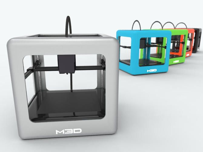 A $200 3D printer? Meet the Micro