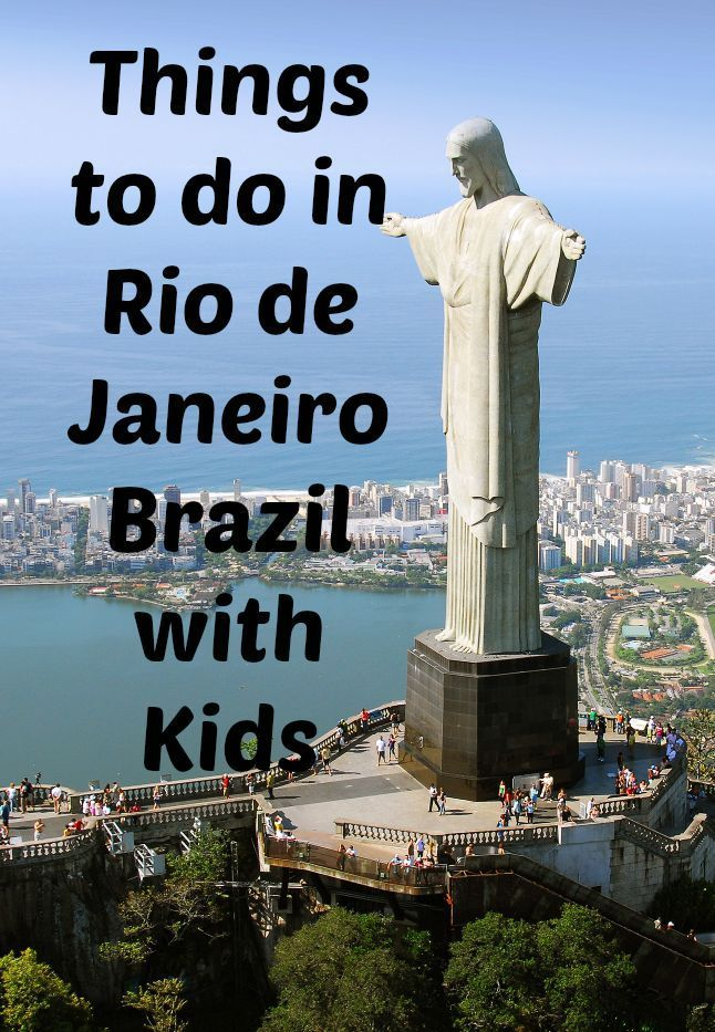 Visiting Brazil in my 20's, on the eve of the massive Carnival celebration, is something I'll always remember. The colors of Rio de Janeiro, the music (everywhere!), the dancing and the food all stand out in my memory as uniquely, beautifully, Brazilian.  Here are some of the best things to do in Rio de Janeiro with kids.