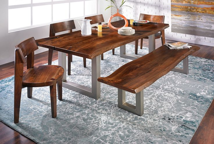 The dump furniture madison square dining table dining for The dump furniture