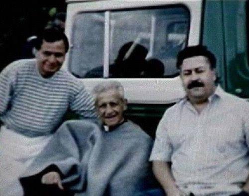 Colombia - El mal y el bien - Padre García Herreros y Pablo Escobar Gaviria.