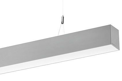 Spittler  8787461846470 LED-Pendelleuchte 4000K 1x68W DALI Mikroprisma