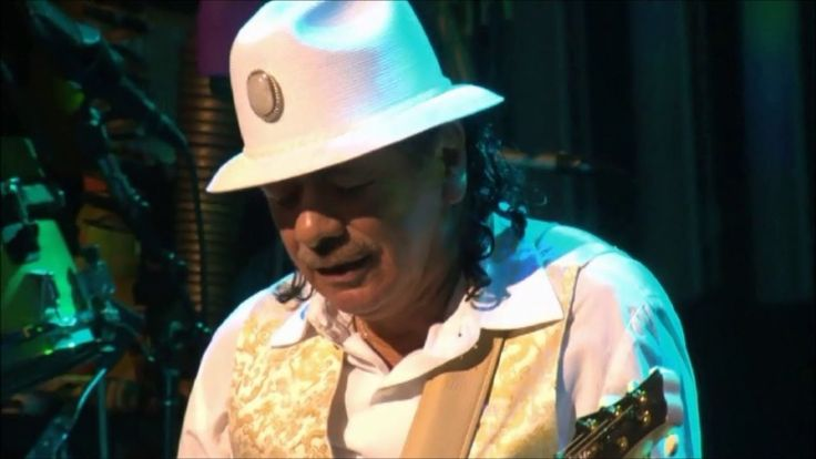 Santana - Black Magic Woman (Live at Montreux 2011) - YouTube