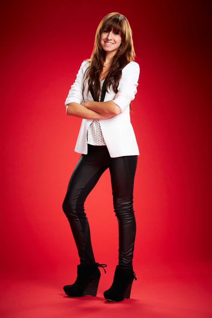 Christina Grimmie The Voice | THE VOICE -- Season: 6 -- Pictured: Christina Grimmie -- (Photo by ...