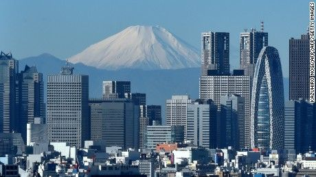 cool How 2020 Olympics is shaping Tokyo's skyline