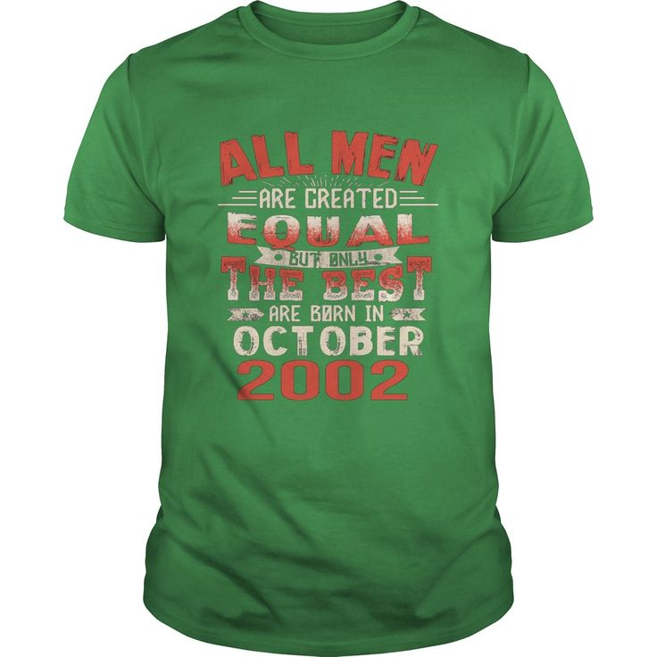 The Best Are Born In October 2002 15th Birthday Gifts Tee (2) #gift #ideas #Popular #Everything #Videos #Shop #Animals #pets #Architecture #Art #Cars #motorcycles #Celebrities #DIY #crafts #Design #Education #Entertainment #Food #drink #Gardening #Geek #Hair #beauty #Health #fitness #History #Holidays #events #Home decor #Humor #Illustrations #posters #Kids #parenting #Men #Outdoors #Photography #Products #Quotes #Science #nature #Sports #Tattoos #Technology #Travel #Weddings #Women