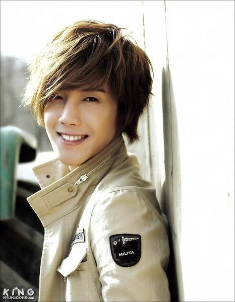 Kim hyun joong ( did I spell that right?)