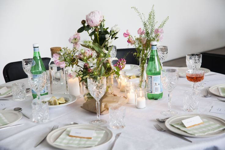 Wedding // Table // Flowers // A Table Story
