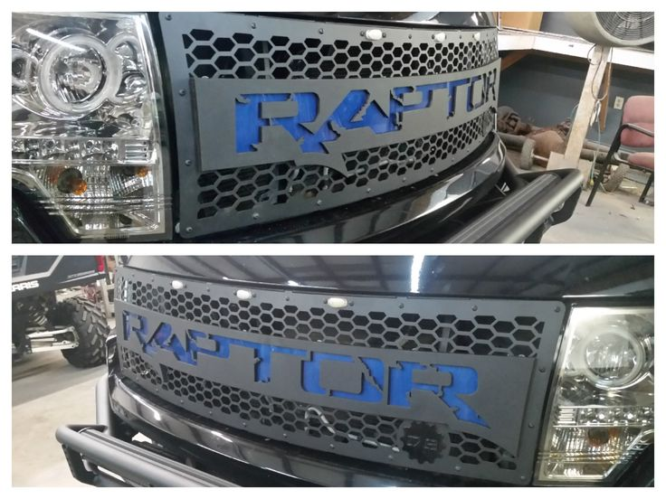 DB Customz 2010-2014 Ford Raptor Grille Insert [09FRV114] - $1,099.00 : Ford Raptor Parts & Accessories, Shop Pure Raptor