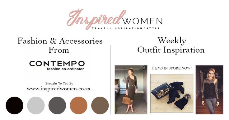 We are loving the palette for Autumn fashion from Contempo Retail.