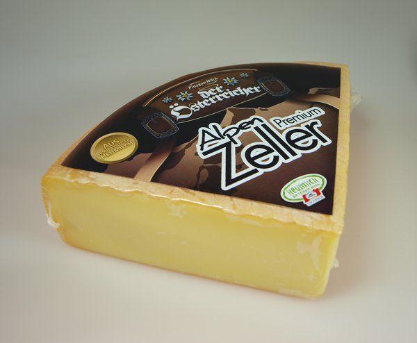 """Der """"Alpenzeller 50.i.T."""" wurde als bester österreichischer Käse prämiert. Austria"""
