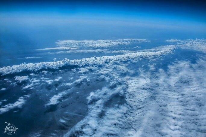 Over The Clouds no.8 © www.emresengun.com  #clouds #cloud #cloudporn #weather #lookup #sky #travel #pegasus
