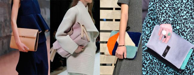 Fashion Handbags Fall-Winter 2014-2015: Clutch