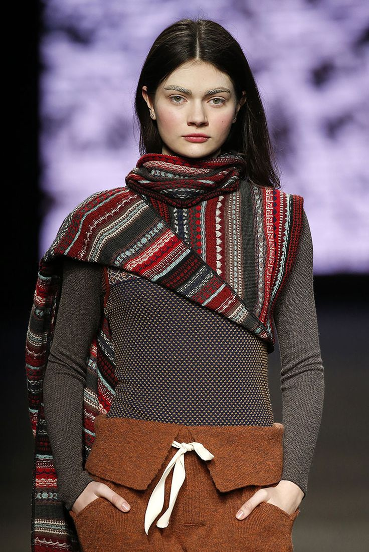 Collection- Winter Passion AW15/16 #aldomartins #fashion #madeinbarcelona #jacquard