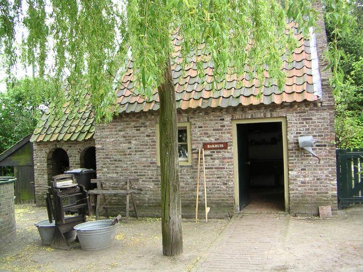 Bakhuisje Boerenbondsmuseum Gemert