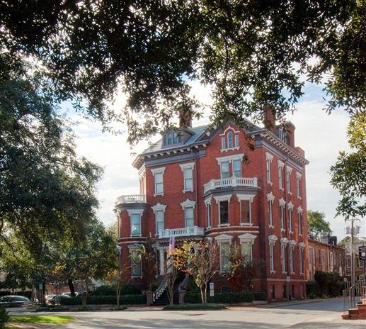 Kehoe House - Savannah, Georgia. Savannah Bed and Breakfast Inns