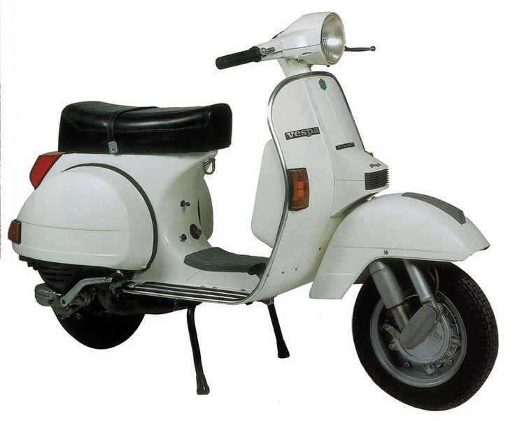Vespa px 200 - 1983