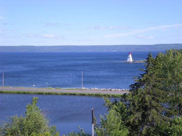 Bras d'Or Lake - Baddeck - Cape Breton Island - NS