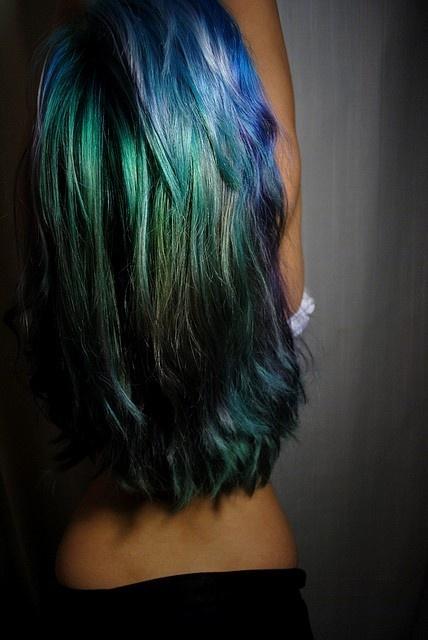like Mermaid hair