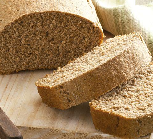 Receita de pão integral pura saúde