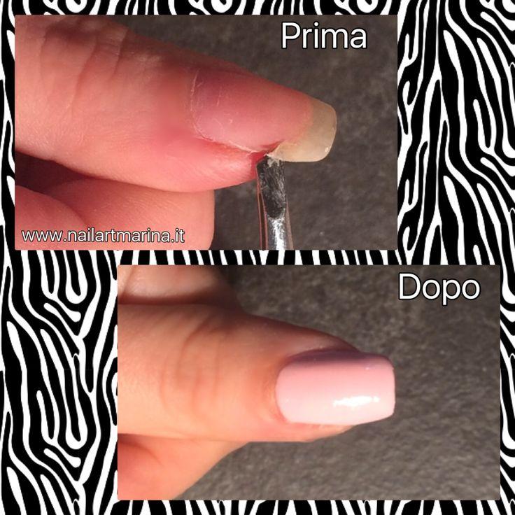 Come riparare un'unghia rotta!