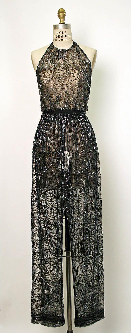 Halston     Date:1970s  My favorite vintage designer.