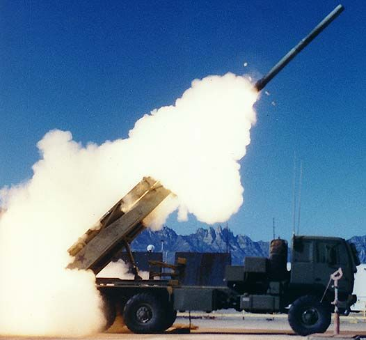 HIMARS fires entire suite of MLRS munitions from RRPR to 300km ATACMS. - Image - Army Technology