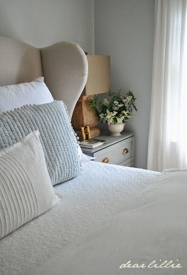 Nightstands For Our Master Bedroom By Dear Lillie Love This Master Bedroom From The Blog Dear