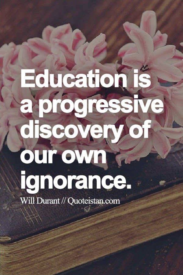 """education is a progressive discovery of Self-directed education and progressive education both emphasize the sacredness of each child on their uniquely individual journey of discovery and."
