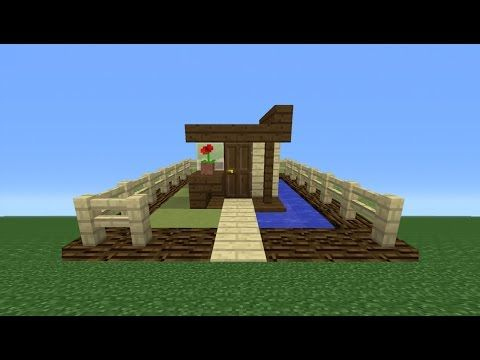 smallest house in the world minecraft