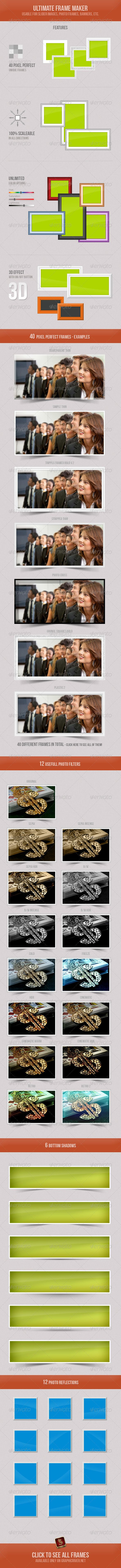 Ultimate Frame Maker - #Sliders & Features Web Elements Download here: https://graphicriver.net/item/ultimate-frame-maker/4409267?ref=alena994