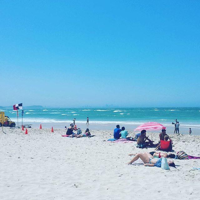 Feel-good fix... beachlove 🌊💙 #goldcoast #summer #ocean #hd #feelgood #inspiration #bliss #beach #limitless #appreciation #australia #picoftheday #tropical #travel #saltwater #paradise #surf #lovelife #beyourbest #views #followyourbliss #kirrabeach #beaches