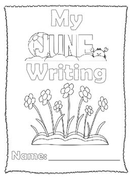 This writing journal includes 20 different writing prompts for students to practice their writing skills throughout the month of June! Can be used as an independent station or could be used during a guided writer's workshop.Writing prompts include expository, narrative, and persuasive writing samples to ensure that your students are practicing different types of writing before the school year is over.
