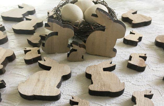 Die Besten 25+ Osterhasen Aus Holz Ideen Auf Pinterest