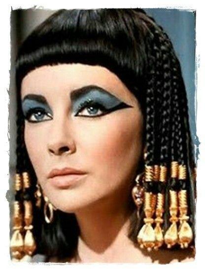 Egyptian Makeup on Pinterest : Cleopatra Makeup, Ancient Egyptian ...