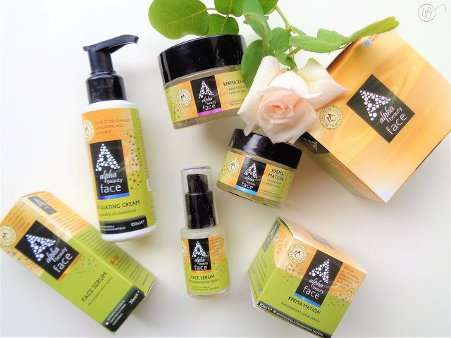 Our beauty wonderland: Alpha Beauty Face Products – Review & Giveaway!