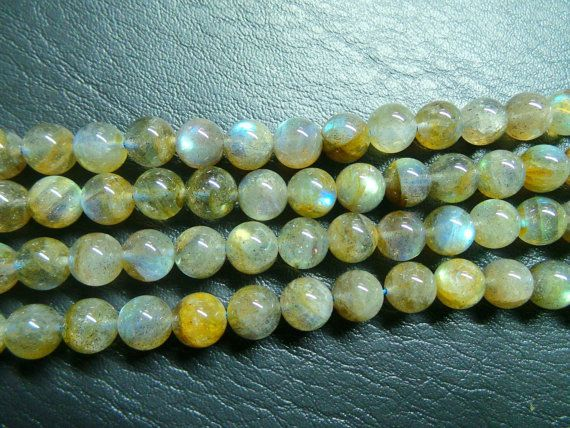 Natural Labradorite Fabulous AAAAA High Quality 8 by StarGemBeads